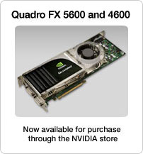 Quadro FX 5600 and 4600