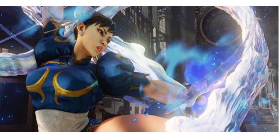 Chun Li (Street Fighter V)