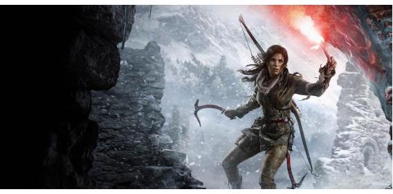 Lara Croft (Rise of Tomb Raider)