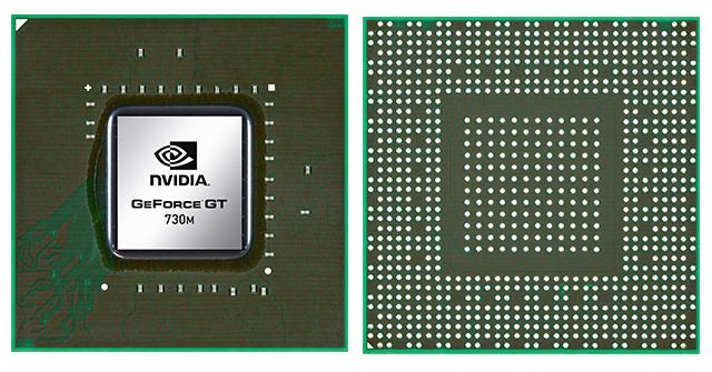 Geforce GT 730m драйвера