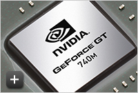 GeForce GT 740M