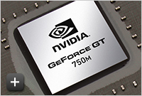 GeForce GT 750M