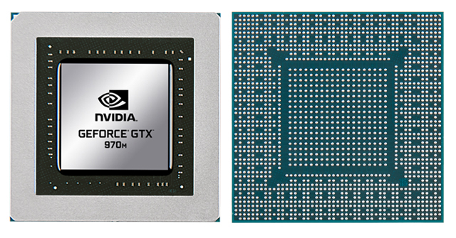 GeForce GTX 900M Graphics Cards for laptops