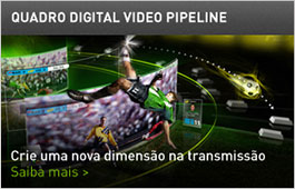 Quadro Digital Video Pipeline
