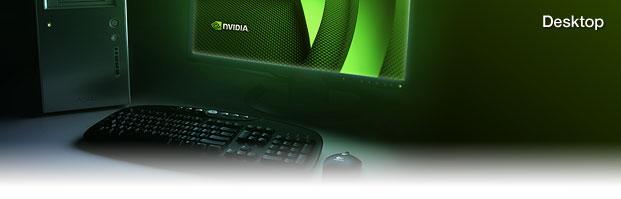 Nvidia desktop