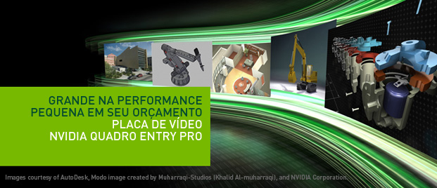 NVIDIA Quadro Entry-Level Products