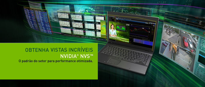 NVIDIA NVS NOTEBOOK SOLUTIONS