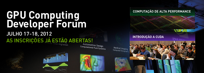 GPU Computing Developer Forum