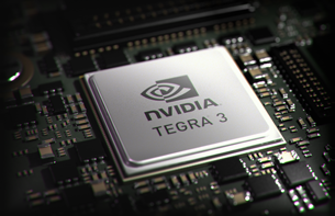 Tegra 3, o primer quad-core CPU movil do mundo